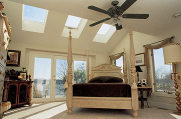 Skylights for Bedroom skylight